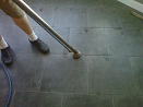 Grout-Cleaning-on-tile-floor